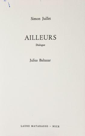 Livre Illustré Baltazar - Ailleurs