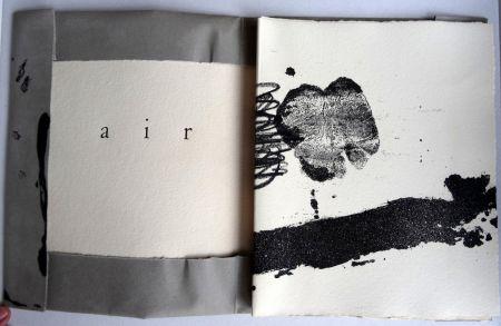Livre Illustré Tapies - Air - Tàpies André Du Bouchet - Maeght