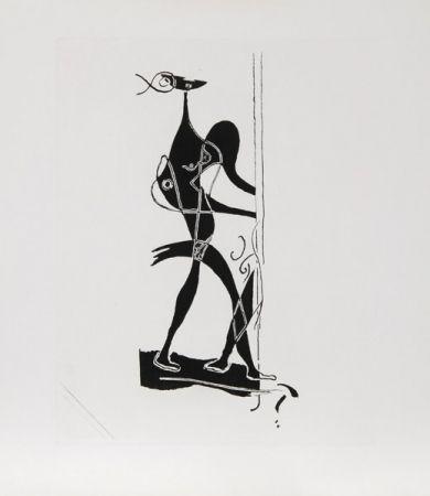 Gravure Braque - Ajax