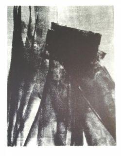 Lithographie Hartung - AL 2