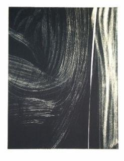 Lithographie Hartung - AL 3