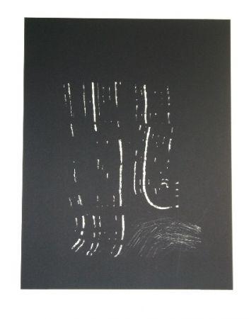 Lithographie Hartung - AL 4