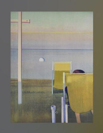 Lithographie Cremonini - AL MARE