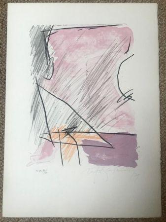 Lithographie Ràfols Casamada - A.L. Polígrafa XV anys