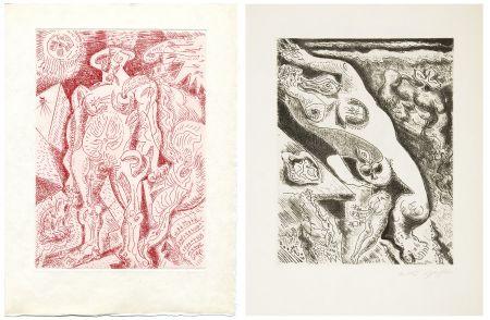 Livre Illustré Masson - Alain Jouffroy : LE SEPTIÈME CHANT (1974)