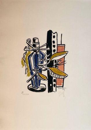 Lithographie Leger - Album de 10 sérigraphies