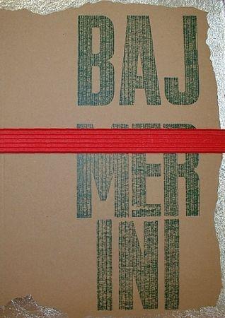 Livre Illustré Baj - Alda Merini & Enrico Baj