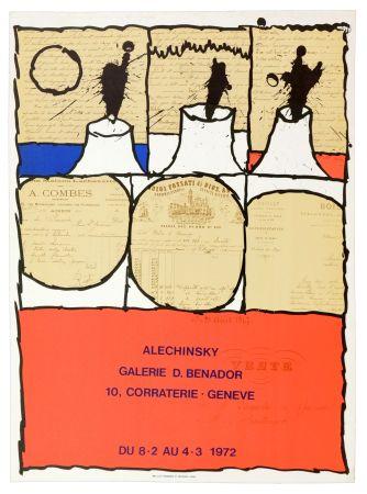 Affiche Alechinsky - Alechinsky
