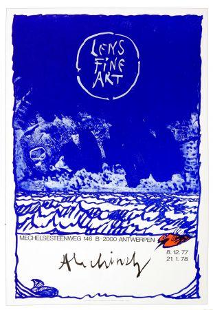 Affiche Alechinsky - Alechinsky, 1977
