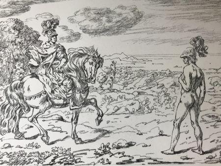 Lithographie De Chirico - Alexandros