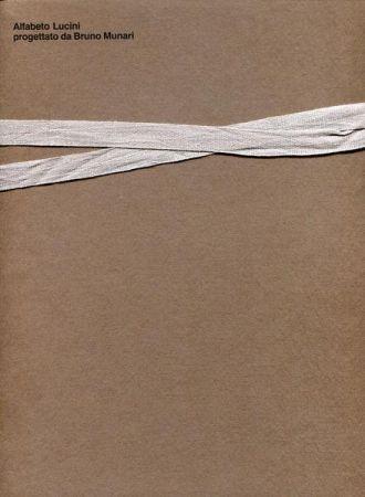 Livre Illustré Munari - Alfabeto Lucini