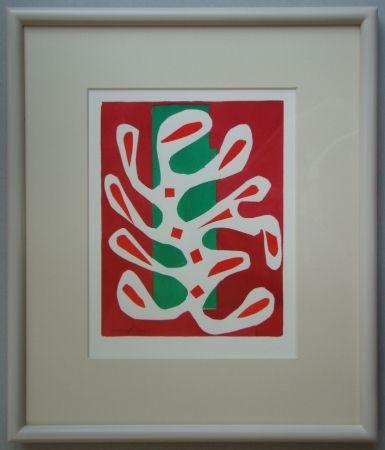 Les oeuvres de henri matisse propos es par vintage gallery for Algues rouges piscine