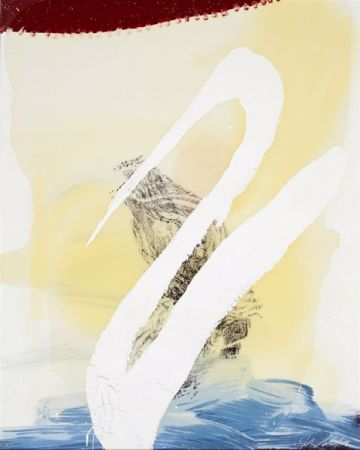 Sérigraphie Schnabel - Allen (cordial love)