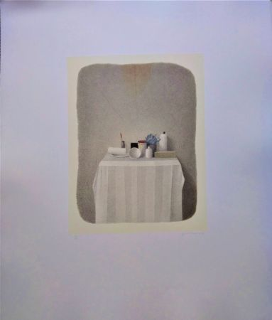 Lithographie Ferroni - Altarino laico
