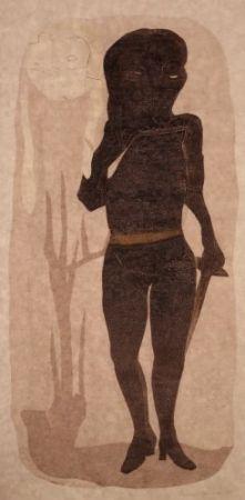 Monotype Ikemura  - Amazonas 8