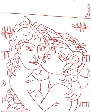 Livre Illustré Zancanaro - Amen. Per una donna. Per Euridice