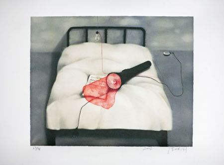 Lithographie Xiaogang - Amnesia & memory