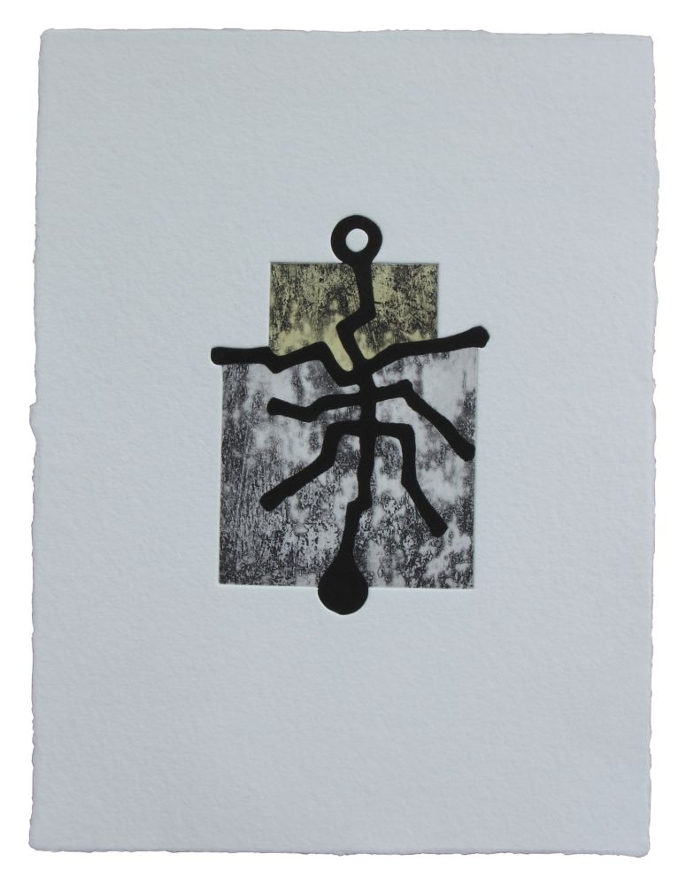 Eau-Forte Et Aquatinte Baroja-Collet - Amuleto