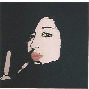 Sérigraphie Fino Ford - Amy Winehouse