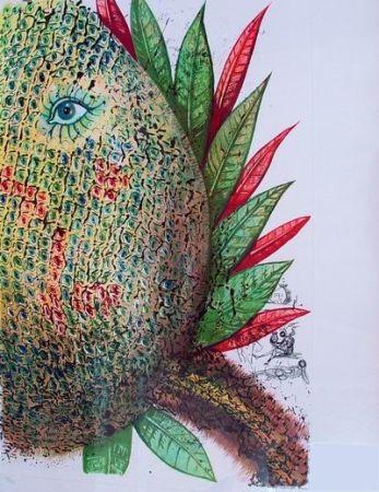 Pointe-Sèche Dali - Ananas (Pineapple)