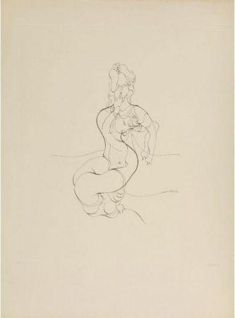 Gravure Bellmer -  Anatomie De L'image