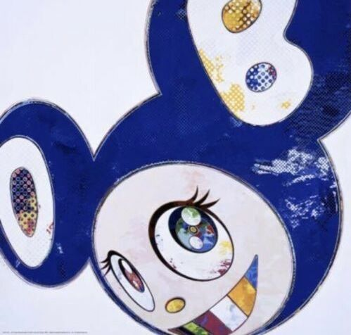 Lithographie Murakami - And then ... all thing good and bad