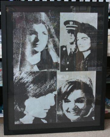 Sérigraphie Warhol - Andy Warhol Jacqueline Kennedy Iii (F. & S. Ii.15)