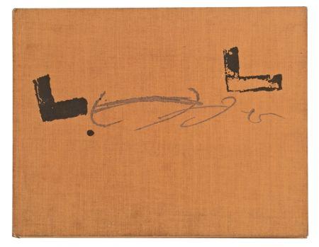 Livre Illustré Tapies - Antoni Tàpies Y Jorge Guillén Repertorio De Junio