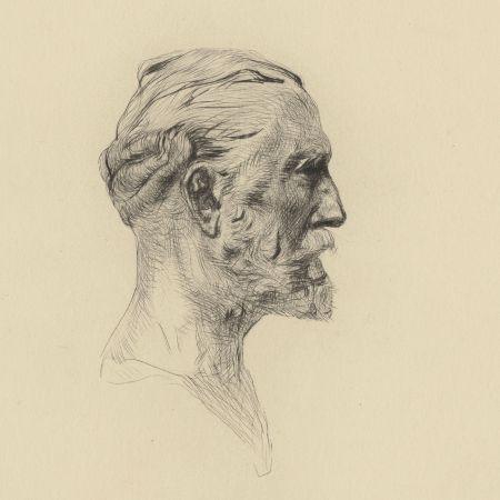 Pointe-Sèche Rodin - Antonin Proust
