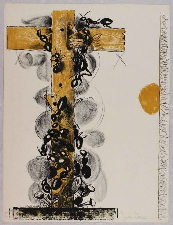 Lithographie Sutherland - Ants