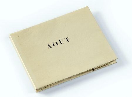 Livre Illustré Braque - Aout