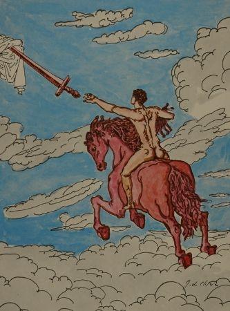 Livre Illustré De Chirico - Apocalisse