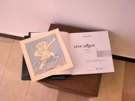 Livre Illustré Baj - Apocalisse
