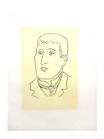 Lithographie Matisse - Apollinaire