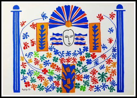 Lithographie Matisse - APOLLON