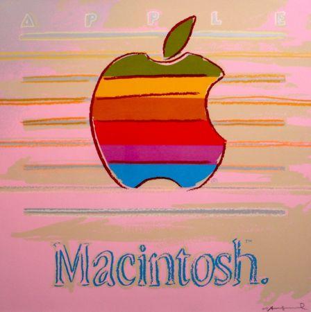 Sérigraphie Warhol - Apple Macintosh FS II.359