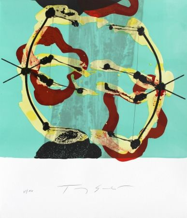 Lithographie Soulie - Arc