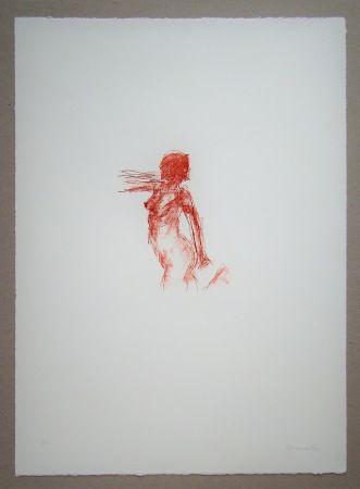 Lithographie Garache - Argolette Claire