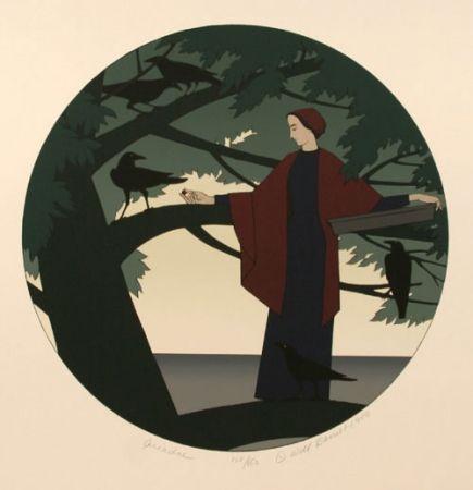 Lithographie Barnet - Ariadne