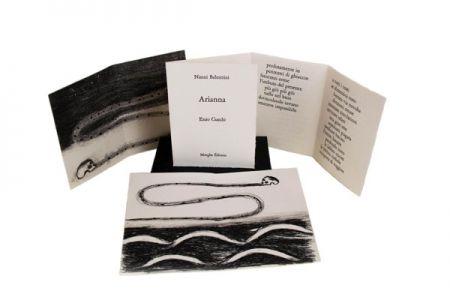 Livre Illustré Cucchi - Arianna
