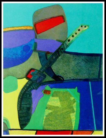 Lithographie Esteve - ARIZOVERT