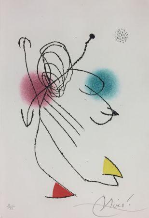 Eau-Forte Et Aquatinte Miró - Armario