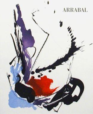 Livre Illustré Miotte - Arrabal