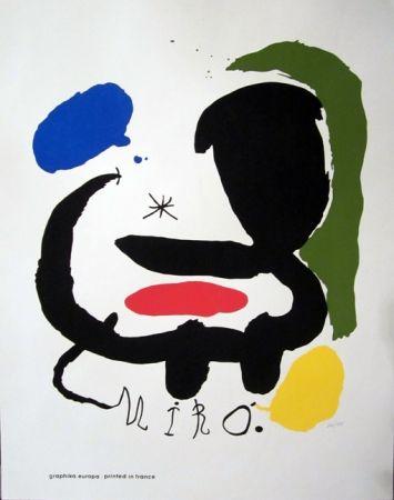 Sérigraphie Miró - Art and Graphics