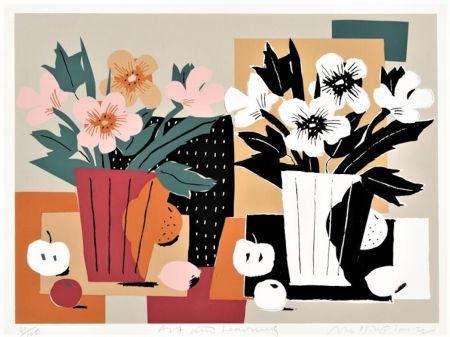Sérigraphie Glaser - Art & Learning (for the Guggenheim Museum)