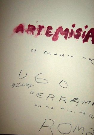 Affiche Twombly - Artemisia