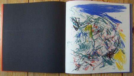 Lithographie Jorn - ASGER JORN 4 colourlithographs