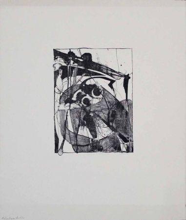 Lithographie Pyroth - Astrologenhöhle