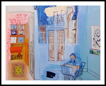 Lithographie Dufy - ATELIER DE L'IMPASSE
