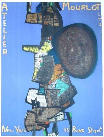 Affiche Esteve - Atelier mourlot